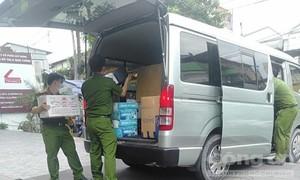 Bắt nữ Việt kiều lừa hàng trăm người mua căn hộ dự án La Borita