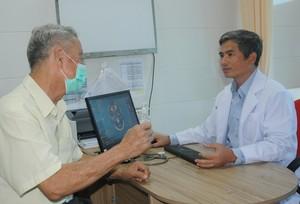 Một bác sĩ có tấm lòng nhân hậu