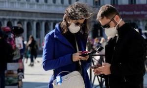 Pháp, Ý ghi nhận các ca nhiễm nCoV tăng nhanh