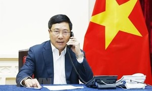 Việt Nam đề nghị Hàn Quốc phối hợp chặt chẽ để phòng dịch