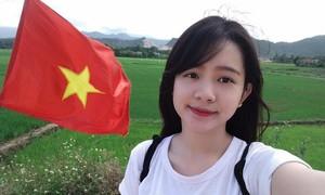 """Nữ sinh Y khoa Đà Nẵng xinh xắn gây """"bão mạng"""" mùa Covid-19"""