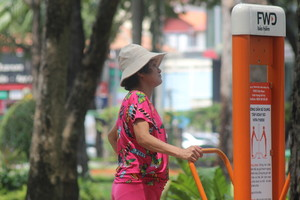 Công viên Sài Gòn mùa dịch bệnh Covid-19