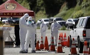 Mỹ: Số ca nhiễm tăng lên 121.000, hơn 2.000 người chết