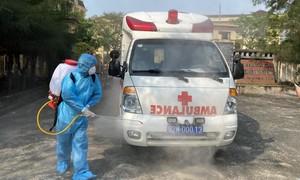 41 người tiếp xúc gần nữ bệnh nhân Đan Mạch đi xuyên Việt đều âm tính