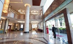 Cán bộ y tế BV Bạch Mai được cách ly tại khách sạn ở Hà Đông