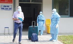 TT-Huế: Thêm một du khách Anh nhiễm Covid-19 xuất viện