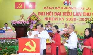 Tổ chức thật tốt đại hội đảng bộ cấp cơ sở, tiến tới Đại hội XIII của Đảng