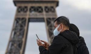 Số ca tử vong vì nhiễm nCoV ở Pháp tăng kỷ lục
