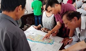 """Lập danh sách """"nạn nhân"""" dự án khu dân cư Nam – Nam Sài Gòn"""