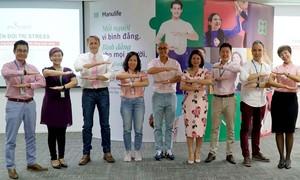Manulife được vinh danh tại Chỉ số bình đẳng giới của Bloomberg