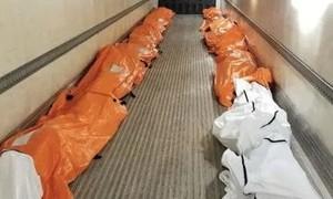 Số người tử vong vì Covid-19 ở Mỹ đã vượt Trung Quốc