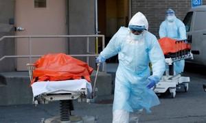 Mỹ có gần nửa triệu ca nhiễm nCoV, 16.697 người tử vong