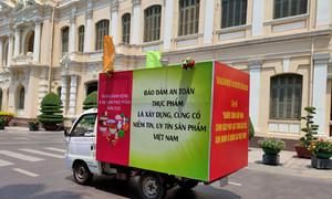 TPHCM: Phát động 'Tháng hành động vì an toàn thực phẩm'