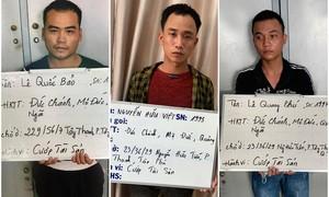TPHCM: Hành trình truy bắt băng nhóm dùng súng cướp cửa hàng bách hóa