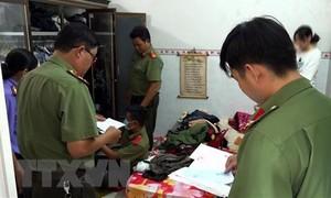 """Bắt giam tay sai của """"Tổng thống Đệ III Việt Nam Cộng hòa"""""""