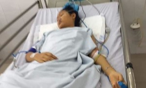 Khẩn cầu sự sống cho nữ sinh lớp 10 ở Đà Nẵng