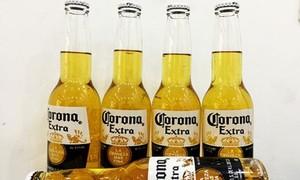 Mexico tạm ngừng sản xuất bia Corona do dịch COVID-19
