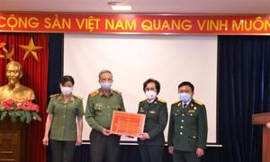 Hiệp hội Doanh nhân CCB Việt Nam đồng hành chống dịch Covid-19