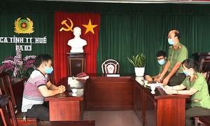 Phạt thanh niên tung tin thuộc phạm vi bí mật Nhà nước