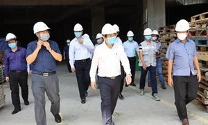 TPHCM: Chăm lo, hỗ trợ người lao động bị ảnh hưởng dịch bệnh