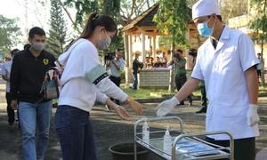 Quảng Nam không thu phí cách ly người từ Hà Nội, TPHCM về