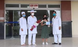 Việt Nam đã có 95 bệnh nhân mắc COVID-19 khỏi bệnh