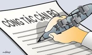 Kết luận về xử lý sai phạm trong tuyển dụng cán bộ, công chức