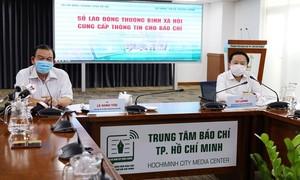 TPHCM hỗ trợ 1.800 tỷ đồng cho 600.000 người mất việc vì dịch bệnh