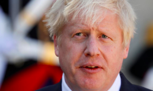 Sức khoẻ thủ tướng Anh chuyển biến xấu vì nCoV, phải nằm phòng ICU