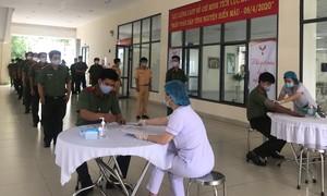 CBCS Công an TPHCM hiến hơn 1.000 đơn vị máu cứu người