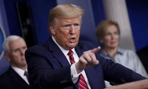 Tổng thống Mỹ dọa cắt ngân sách dành cho WHO