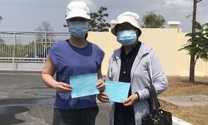 TPHCM: Thêm 2 bệnh nhân nhiễm Covid-19 xuất viện