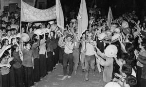 """45 năm iải phóng miền Nam: Thế hệ """"xếp bút nghiên lên đường ra trận"""""""