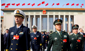 Ngân sách quốc phòng Trung Quốc tiếp tục tăng bất chấp Covid-19