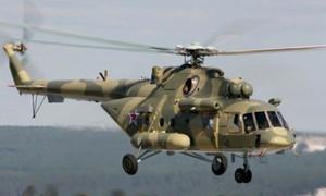 Trực thăng quân sự Nga rơi, 3 người thiệt mạng