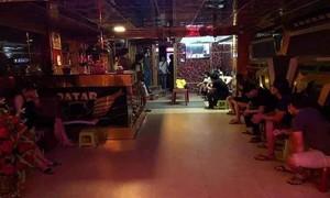 Mở tiệc ma túy trong lúc cấm hoạt động karaoke
