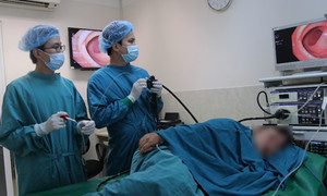 Cắt khối u trực tràng 'khổng lồ' không cần phẫu thuật