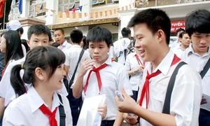 TPHCM: Những điểm mới trong tuyển sinh lớp 10 năm nay