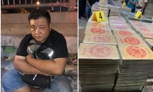 Truy tố kẻ vận chuyển 895 bánh heroin, lớn nhất từ trước đến nay