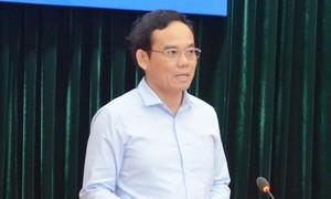 Thành ủy TPHCM thông báo kết quả Hội nghị Trung ương 12