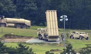 Trung Quốc phản đối Mỹ bổ sung thêm tên lửa ở Hàn Quốc