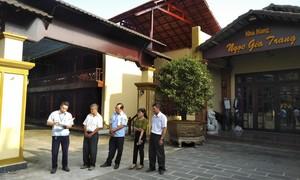 TPHCM: Tiếp tục cưỡng chế Gia Trang quán - Tràm Chim resort
