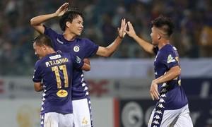 Hà Nội FC dễ dàng vào tứ kết Cup quốc gia