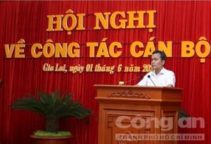 Gia Lai và Kon Tum có Bí thư Tỉnh uỷ mới