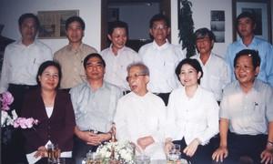 Những kỷ niệm về nhà tình báo Trần Quốc Hương