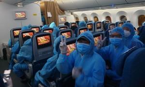 Đưa 340 công dân Việt Nam từ Úc và New Zealand về nước