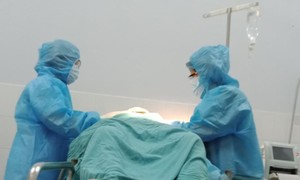 Thai phụ về từ Đài Loan được cách ly tập trung, sinh bé gái 3kg