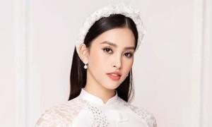 Nhan sắc Việt tỏa sáng với áo dài
