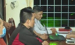 Phá đường dây đánh bạc quy mô lớn ở Đắk Lắk
