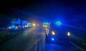 Xả súng tại Mỹ, khiến 7 người thiệt mạng trong ngôi nhà bốc cháy